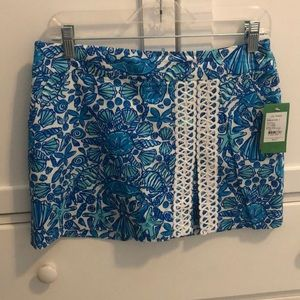 NWT Lilly Pulitzer Jarvey Skirt Size 2